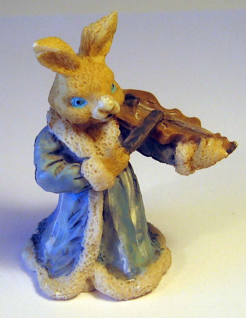 Indexation : Lapin violoniste##Propriété : mdv