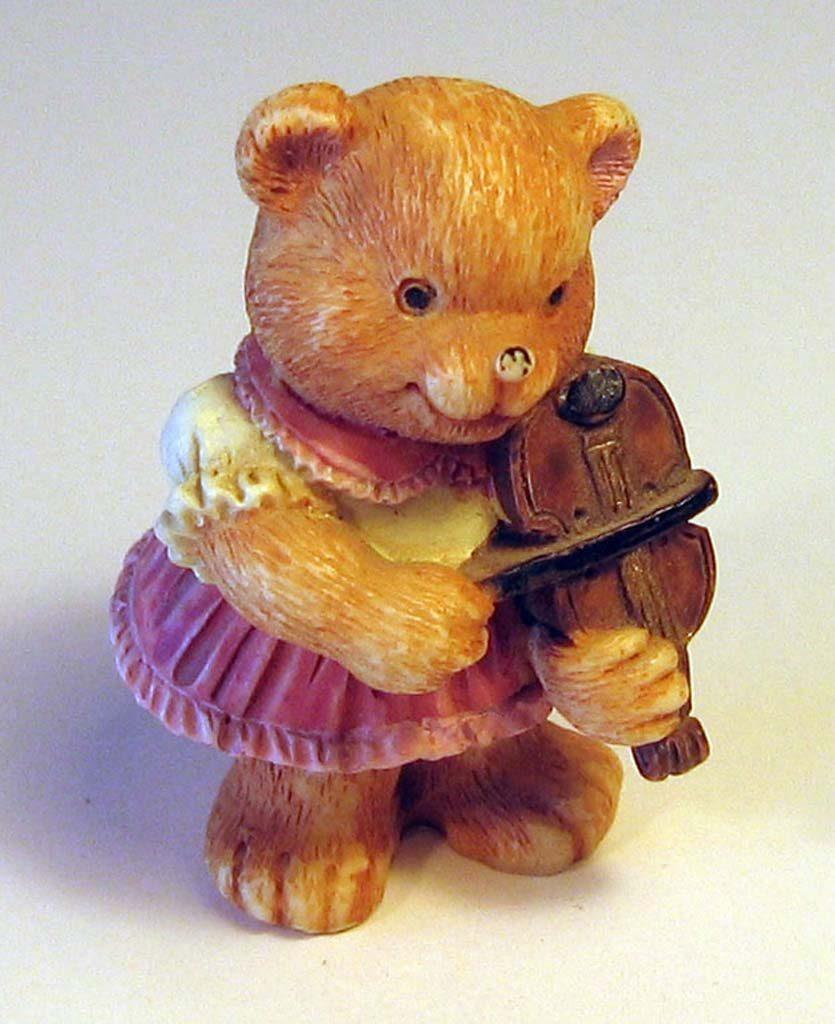 Indexation : Oursonne violoniste##Propriété : mdv