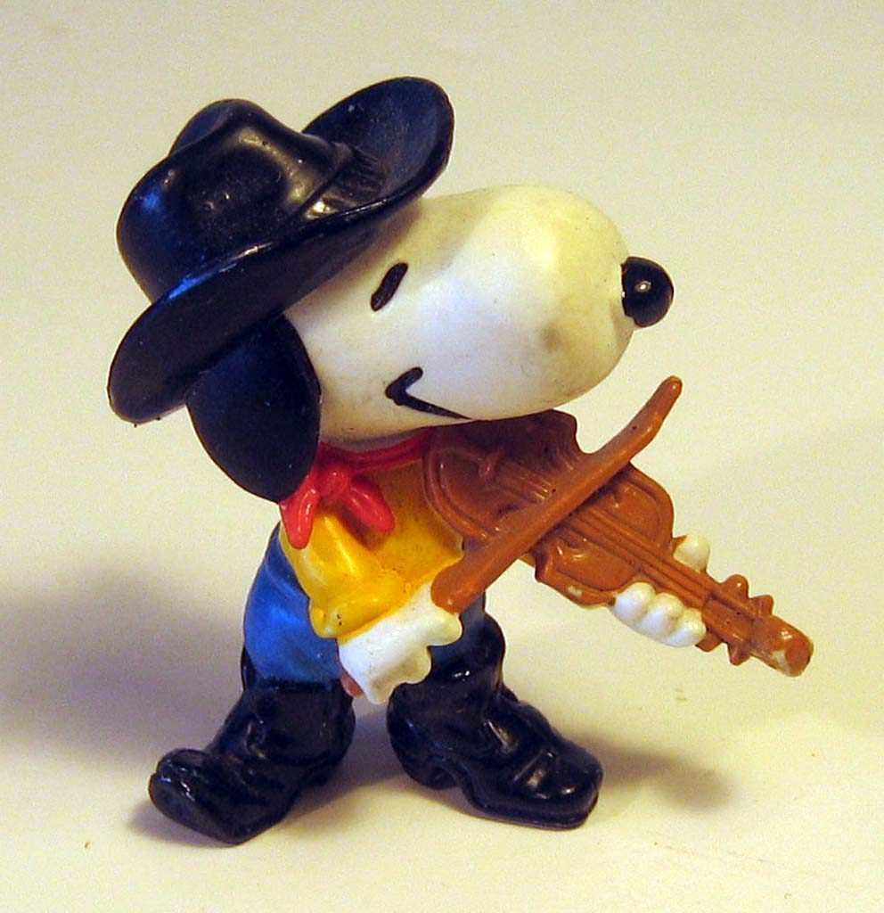Indexation : Snoopy violoniste##Propriété : mdv