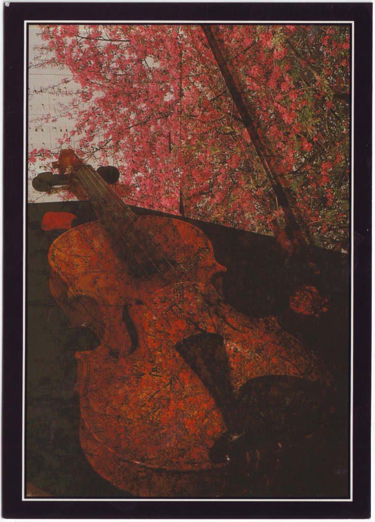 Indexation : Violon d'automne##Epoque : Moderne##Propriété : Fan-035-Roy