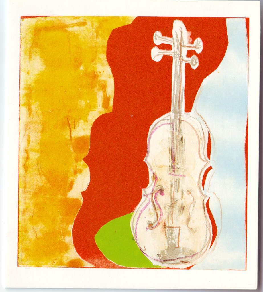 Indexation : Violon##Epoque : Moderne##Propriété : Fan-082-Roy