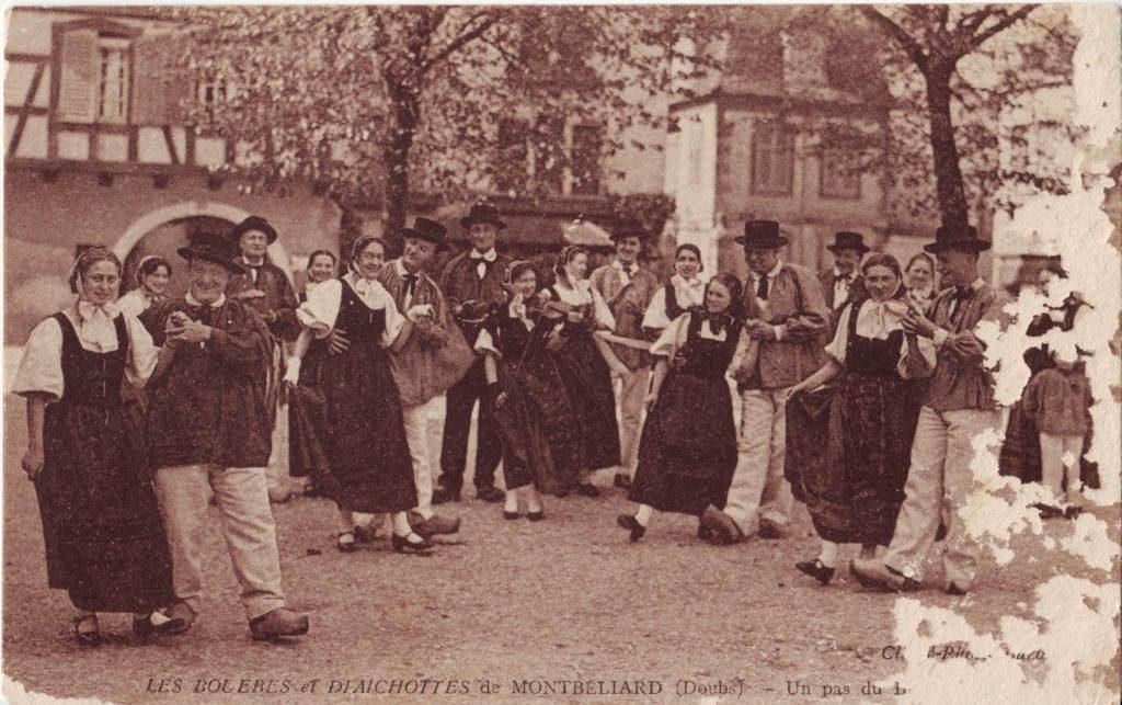 Indexation : Les Bolères et Dvachottes de Montbéliard (Doubs)##Epoque : Ancienne##Propriété : Folk-026-Roy