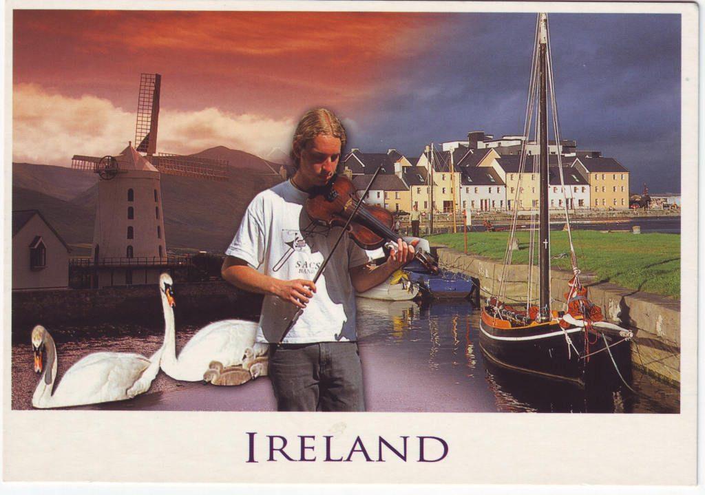 Indexation : Irlande##Epoque : Moderne##Propriété : Folk-035-Roy