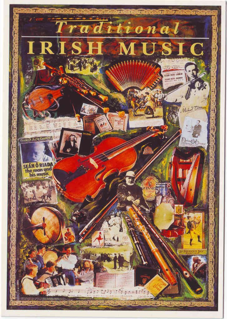 Indexation : Traditional irish music##Epoque : Moderne##Propriété : Folk-036-Roy