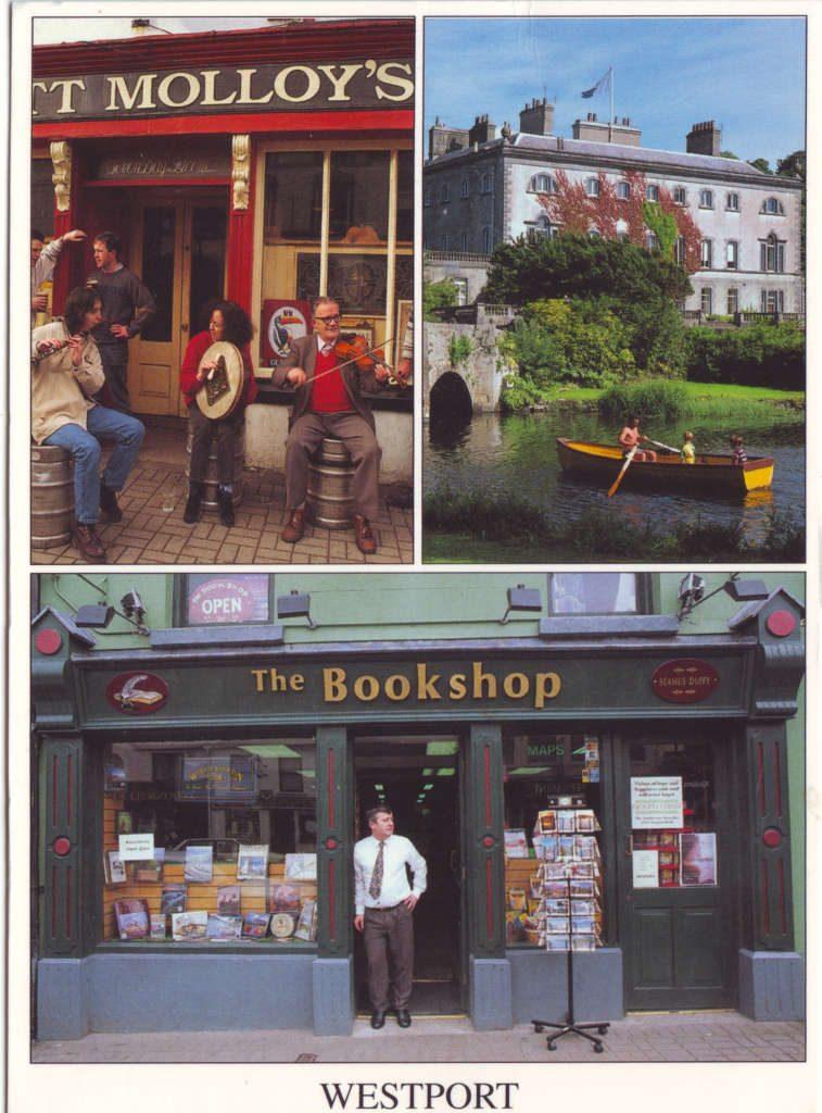 Indexation : Irlande, pub Matt Molloy##Epoque : Moderne##Propriété : Folk-053-Roy