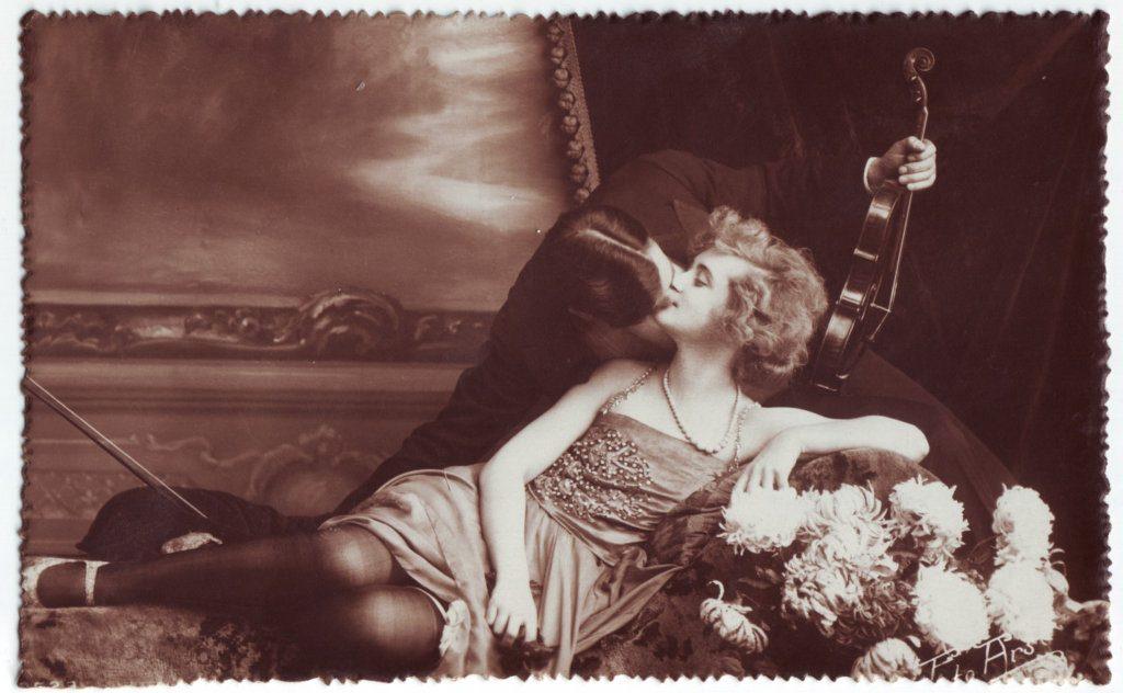 Indexation : Romance au violon##Epoque : Ancienne##Propriété : Série17,03-Roy